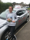 Marylouise took ELITE automatic driving lessons in Redhill