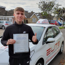 Ryan Passed in Chertsey with Kim