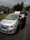 A good day at Redhill, another pass! Well done to Paul's pupil Dan!