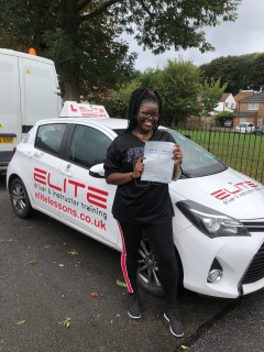 Another fantastic #drivingtest pass this morning at #WestWickhamTestCentre! #croydondriving #croydonlessons #learntodrive