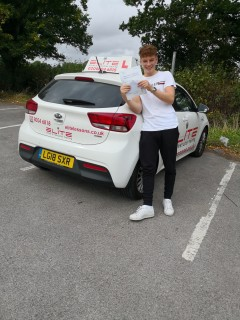 Congratulations to Jenny's pupil Marco for passing his #drivingtest at #Redhill Test Centre! #driving #learntodrive