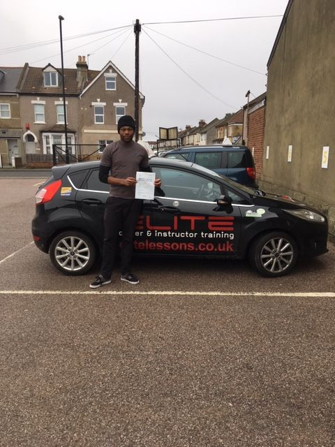 #Congratulations to Graham's pupil Ben for passing at #Croydon Test Centre #enjoyyourfreedom #safedriving