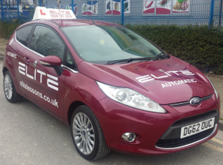 ELITE Automatic Driving Instructor Acton