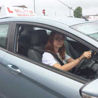 Adrienne marlow driving instructor