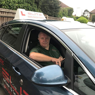 Gary vigee driving instructor Hayes