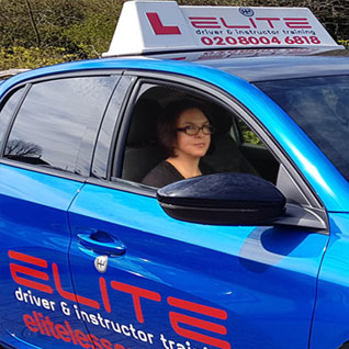 Karen weighall driving instructor