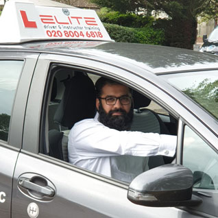 Mohsin driving instructor South Norwood