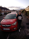 Anna passed after lessons with Paul in Redhill