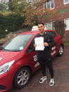 Cassius passed with Sue