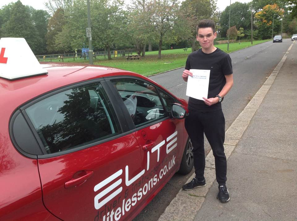 Charlie passed with Sue