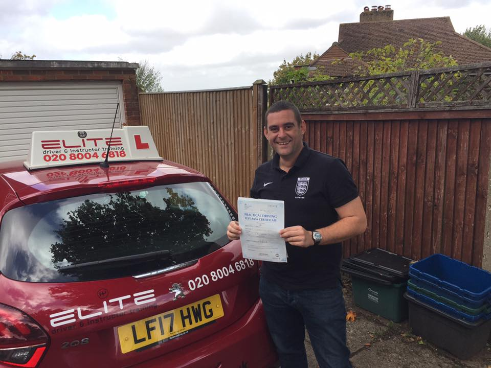 Paul passed with Sue