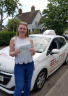 Holly passed with Kim