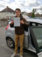 Luis passed with Pierluigi at Reigate