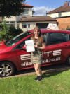 Emily passed with Sue