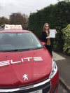 Emma passed with Sue
