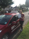 Jodie passed with Sue