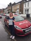 Melissa passed with Sue