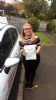 Sarah passed after taking lessons in Croydon with Chris