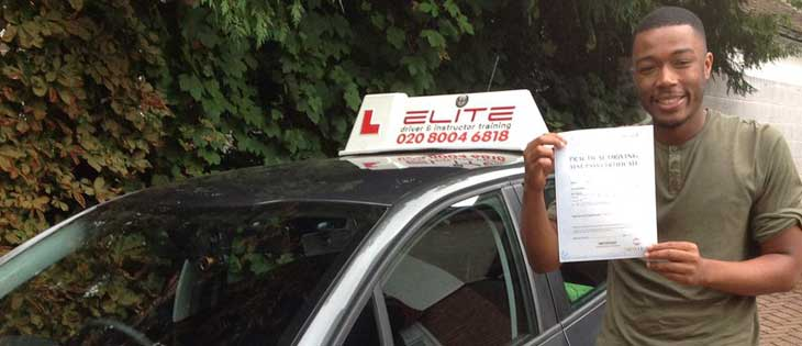 Affordable Driving Lessons London